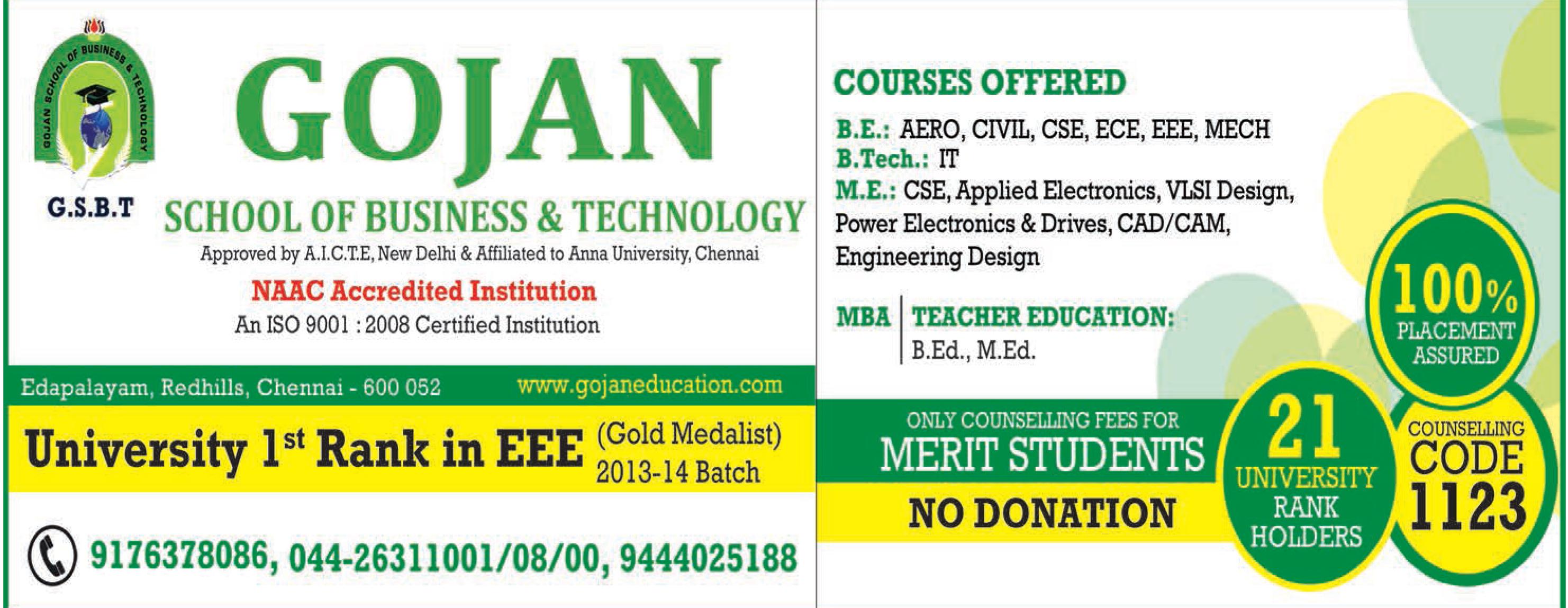 Gojan College