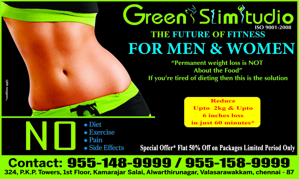 Green-Slim-Studio-Alwarthirunagar