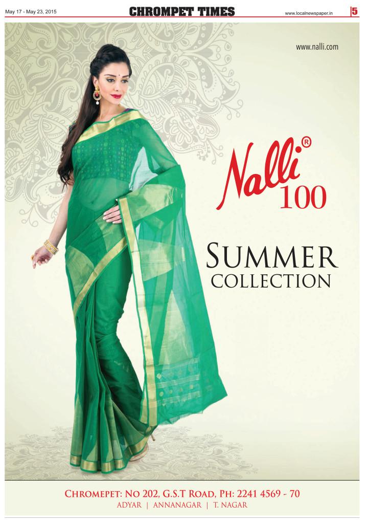 Nalli Silks