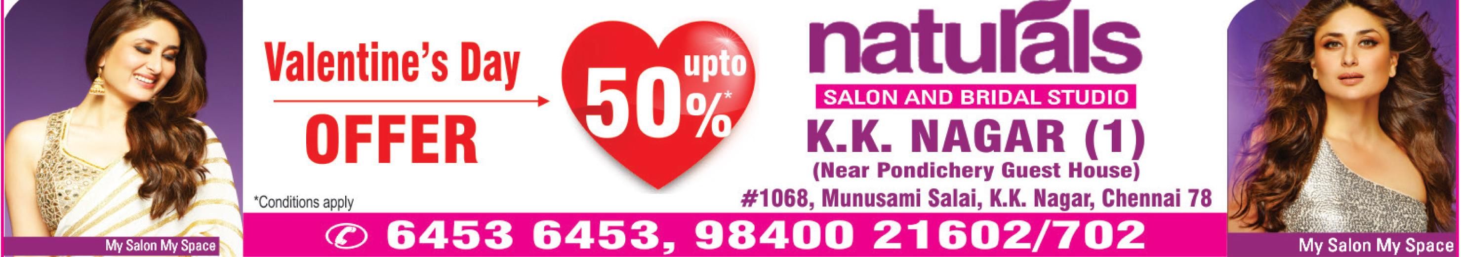 Naturals-K.K.Nagar
