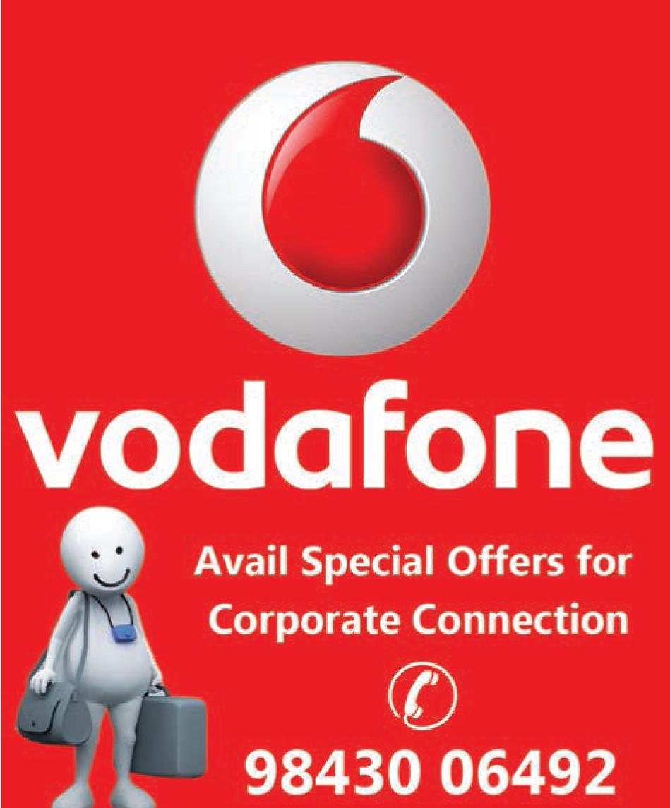 Vodafone Chennai